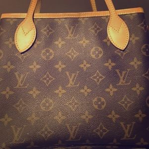 100%authentic neverfull mm